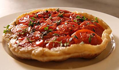 Upside-Down Heirloom Tomato Tatin Recipes — Dishmaps